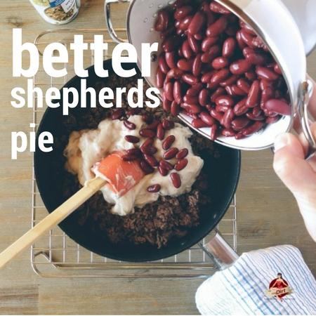 better shepherds pie