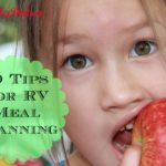 10 Tips For RV Meal Planning