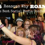 5 reasons why roam is the best social media conference