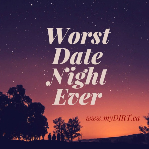 Worst Date Ever - Cloudy, With a Chance of Wine