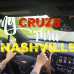 my cruze thru nashville