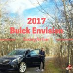 2017 buick envision luxury for less