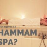 my first hammam treatment at soma