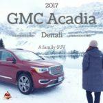 2017 GMC Acadia Denali a family SUV