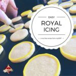 easy royal icing