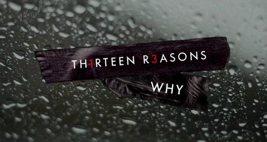 13 reasons why on netflix