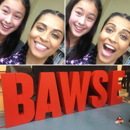 how my daughter met superwoman lilly singh