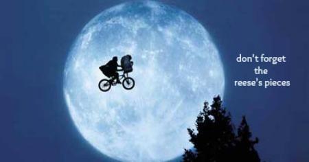 E.T Extra Terrestrial