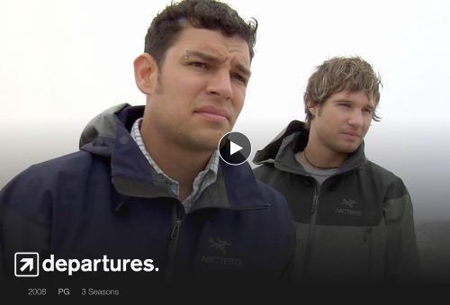 departures on netflix