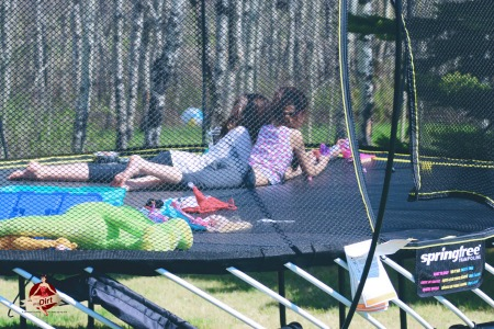 10 ways to use a trampoline other than jumping