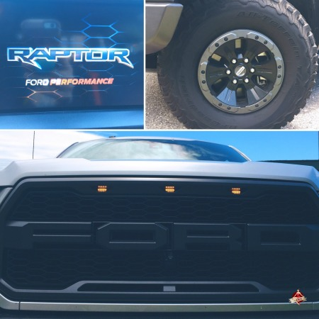2017 ford raptor supercrew a pickup with personality