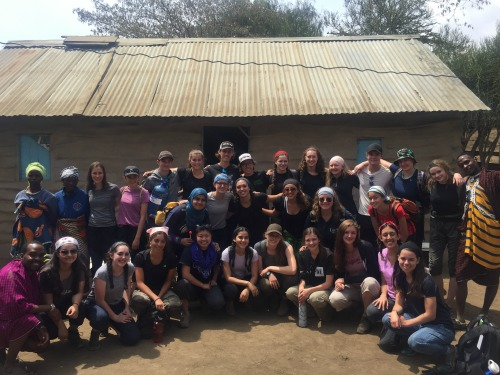 second update from tanzania