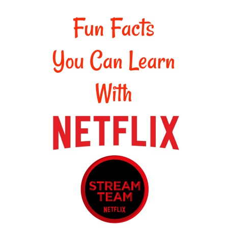 fun facts you can learn with netflix