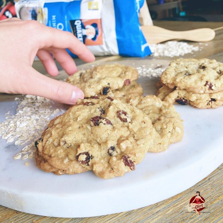 chewy oatmeal raisin cookie recipe