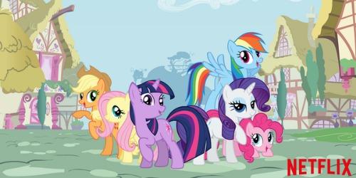 My Little Pony on Netflix