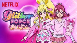 Glitter Force on Netflix