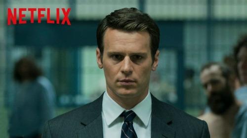 Mindhunter on Netflix