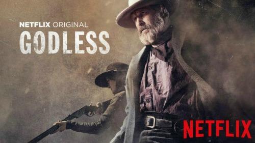 Godless on Netflix